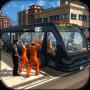 icon Police Bus Prisoner Transport