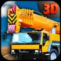 icon Construction Tractor Simulator