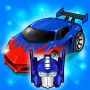 icon Merge Battle Car: Best Idle Clicker Tycoon game