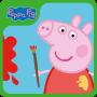 icon Peppa Pig: Paintbox