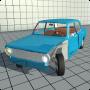 icon Simple Car Crash Physics Simulator Demo