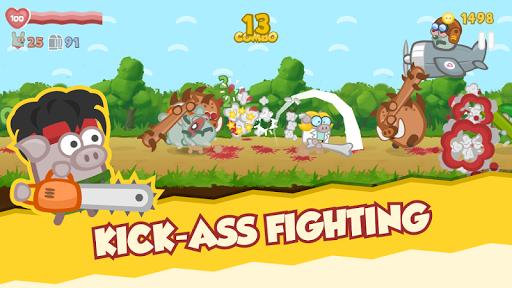Bacon tháng Die ⚔️ Trò chơi chiến đấu