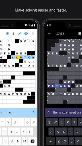 NYTimes - Trò chơi ô chữ