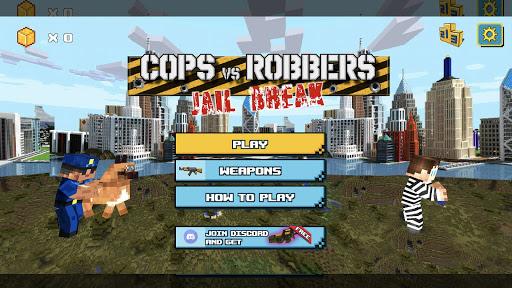 Cảnh sát Vs Robbers: Jail Break