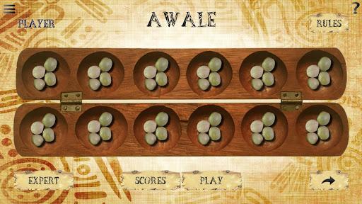 Awale Online - Oware Awari
