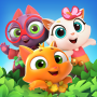 icon Tropicats: Build, Decorate & Play Match 3 Paradise